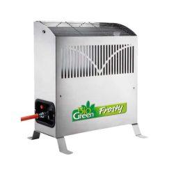 Gasolvärmare Frosty 4,5 kW – med termostat